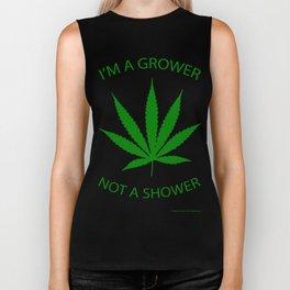 Marijuana Dispensary Legal Weed Biker Tank
