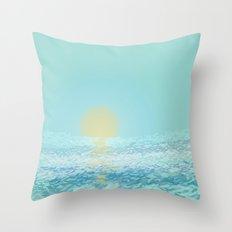 Morning ~ The Summer Series Throw Pillow