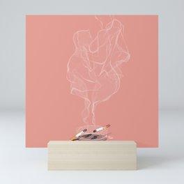 Love Does Not Wait Mini Art Print