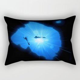 Dive Rectangular Pillow
