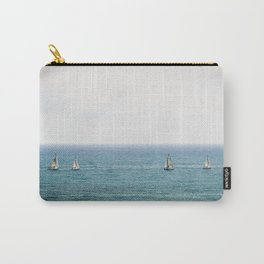 Sailing in good company Carry-All Pouch