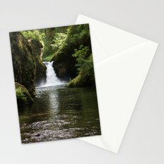 punchbowl falls. Stationery Cards