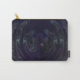Purple Psychedelic Succulent v.1 Carry-All Pouch