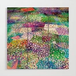 Rainbow Terra Firma Wood Wall Art