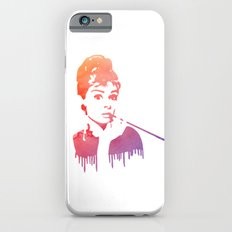 Audrey Hepburn Breakfast At Tiffany's iPhone 6s Slim Case