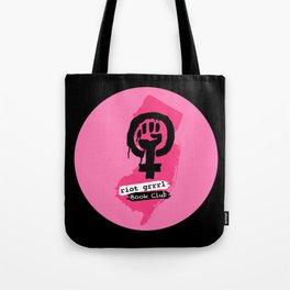 riot grrrl book club Tote Bag