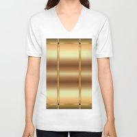 elegant V-neck T-shirts featuring Elegant by Robin Curtiss