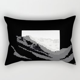 Escapist Fantasy Rectangular Pillow