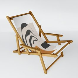 Abstract Shapes 3 Sling Chair