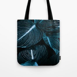 Unbridled - teal Tote Bag