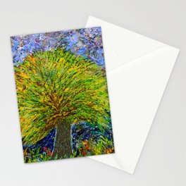"""""""The Mysterious Tree"""" Stationery Cards"""
