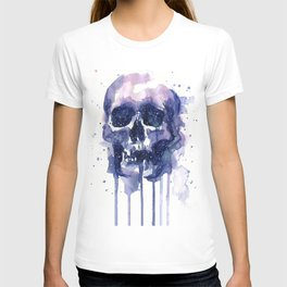 Galaxy Skull T-shirt