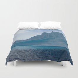 Antarctic Iceberg Duvet Cover