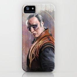 Death & Pain. iPhone Case