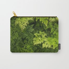 Lush Greens Carry-All Pouch