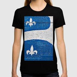 Vive le Quebec! T-shirt