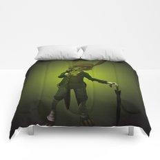 Hare o' Clock Comforters