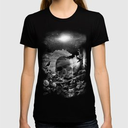 XIII. Death & Rebirth Tarot Card Illustration (Alternative Version) T-shirt