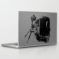 charlie Laptop & iPad Skins featuring Charlie by Micah Lee