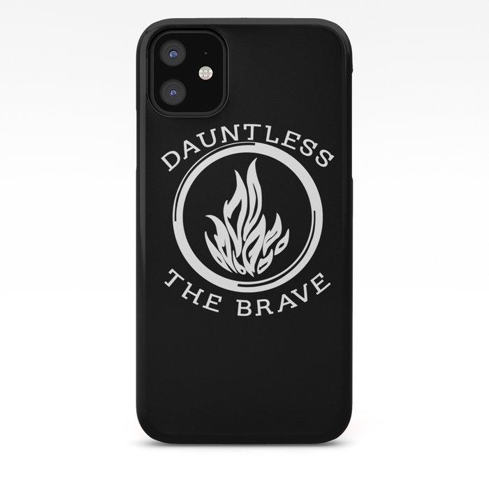 Divergent Dauntless 3 iphone case