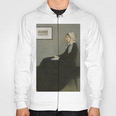James Abbott Whistler - Whistler's Mother Hoody