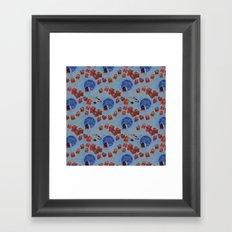 Hecklers Framed Art Print