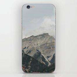 Downtown Banff iPhone Skin