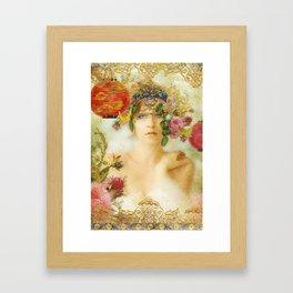 The Summer Queen Framed Art Print