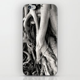 Root Of The Root iPhone Skin