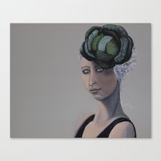 Cabbage Head 2 Canvas Print