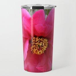 Pretty in Pink Travel Mug