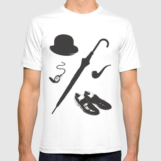 Gentleman's Accoutrements T-shirt