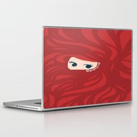 ariel Laptop & iPad Skins featuring Ariel by Glopesfirestar