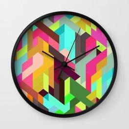 City 04. Wall Clock