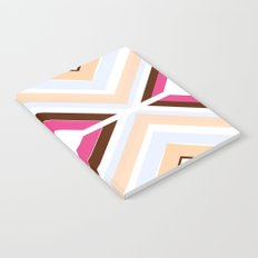 Mod stripes in raspberry Notebook