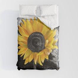 Sunflower Comforters