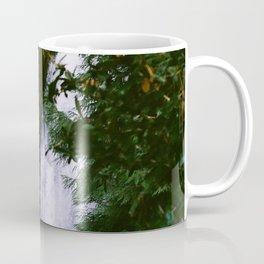 Stream at Multnomah Falls, Oregon Coffee Mug