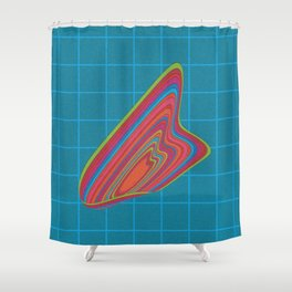 Trick Shower Curtain
