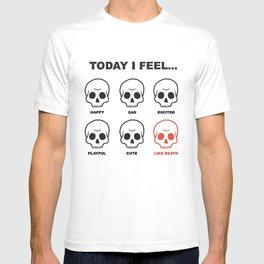 Feelin' Like Death T-shirt