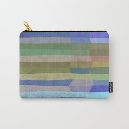 Fab Arty Stripes Carry-All Pouch