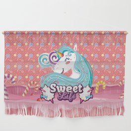 SWEET LIFE Wall Hanging