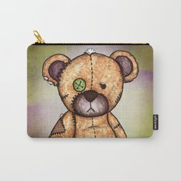 Brenda the Bear Carry-All Pouch