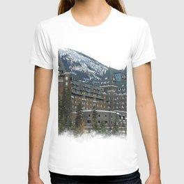 Rocky Mountain Living - Banff Resort T-shirt