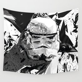 Super Trooper Wall Tapestry