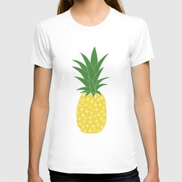 lots of pineapples T-shirt