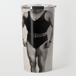 Anthropomorphic N°7 Travel Mug