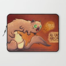 Hungry monster Laptop Sleeve