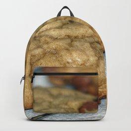 Orange Chocolate Chip Cookies Backpack
