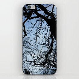 Hello moon iPhone Skin