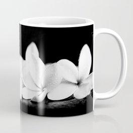 Singapore White Plumeria Flowers the Fragrance of Hawaii Coffee Mug